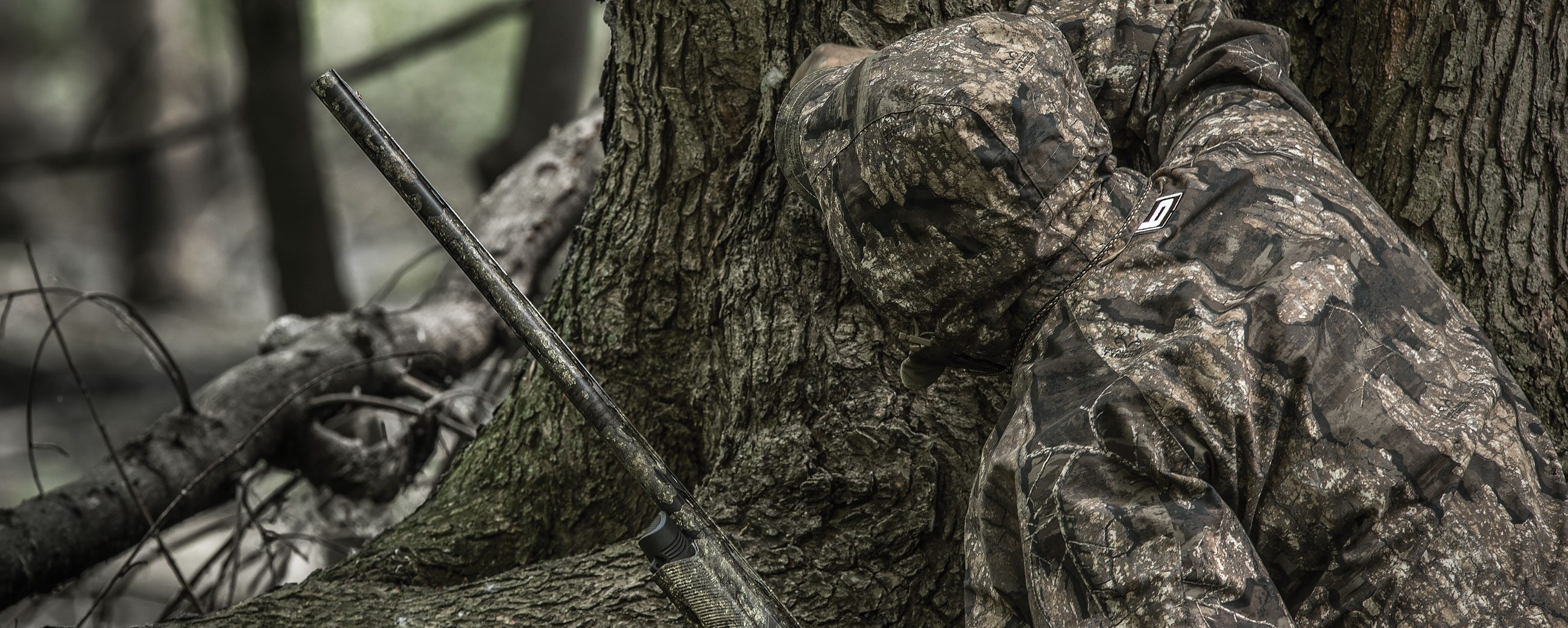 Realtree™ Timber Camo Pattern